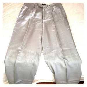 BANANA REPUBLIC men's linen pants